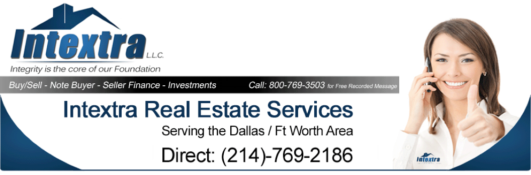 Intextra Real Estate Services in Dallas ft worth texas